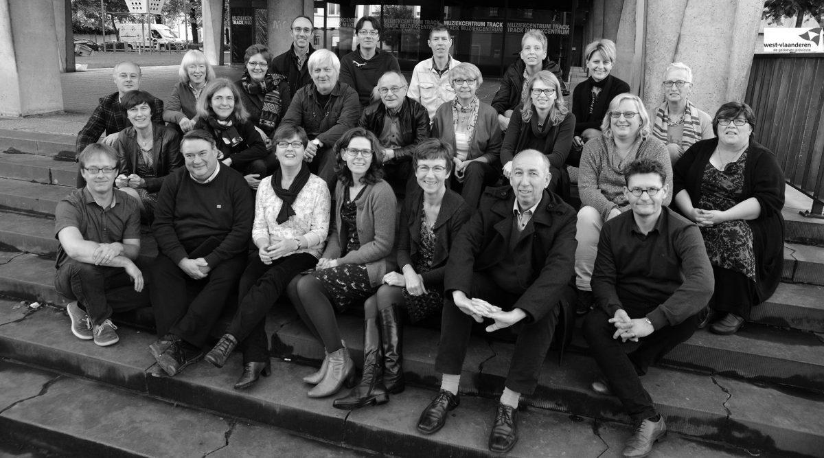 Kortrijks Vocaal Ensemble – Webbeheer: Chris Duprel
